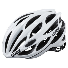 UVEX race 1 Bike Helmet white